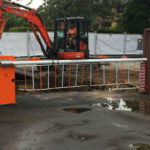Digging to new lift shaft...